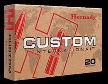 Hornady CI 9 3x62 пуля interlock SP 286 gr (18,53 г.)