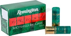 Патрон Remington BP Big Game кал. 12/70 36 g.