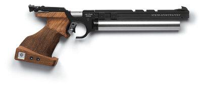 Пістолет пневматичний Штайєр LP-10 к-р 4.5