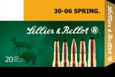 Патрон Seller & Bellot SPCE 30-06 9.7g/2936