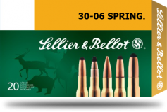 Патрон Seller & Bellot SPCE 30-06 9.7g/2936