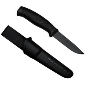 Нож Morakniv Companion Black Blade Stainless Steel